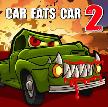 Car eats Cars 2